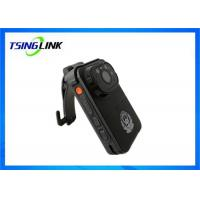 Quality Waterproof Wireless 4G Body Worn Camera	With Large Battery GPS Laser for sale