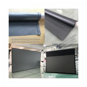 XYSCREEN High Definition Black Diamond Projection Screen Projector Screen/Fabric for Projection Equipment