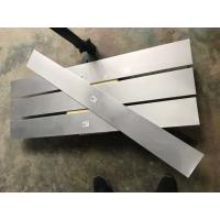 Quality Film Coating Material  Niobium Planar Target Size 1193.8*127*6mm, Stock available for sale