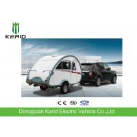 Quality Luxurious Off Road Camper Trailers With Full Electric Accessories Australian Standards for sale