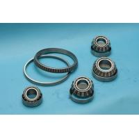 Quality Open Seal Single Row Tapered Roller Bearings for Home Appliances for sale