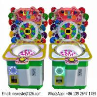 Buy Amusement Equipment Coin Operated Candy Gift Game Machines For Kids at wholesale prices