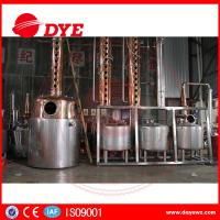 Quality Customized 1000L Vodka Distillery Equipment Multi - Functional for sale