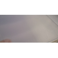 Quality 3D lenticular lens sheet with viewing angle 36 for Injekt printing 6mm lenticular for 3D LENTICULAR PRINTING for sale