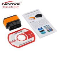 Professional Wifi Elm327 Scan Tool , Wifi Diagnostic Tool Windows For 12V Gasoline And Diesel Car for sale