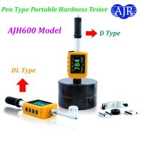 Quality AJH600 Pen Type Portable Digital Hardness Tester for sale