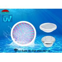Outdoor Par 56 RGB LED Garden Pool Lights IP68 ABS Anti UV PC Cover Material