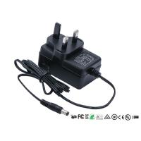 Quality 100 - 240Vac Ac / Dc Switching Power Supply 1.5A 18W Uk Mains For Led Strip for sale