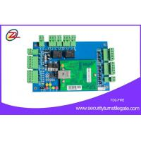 Quality Two door Standard TCP / IP access control with one - dimensional code for sale