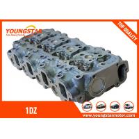 Buy cheap Toyota Forklift Engine Parts 1DZ Bare Cylinder Head 2.5D 11101 - 78201 11101 from wholesalers