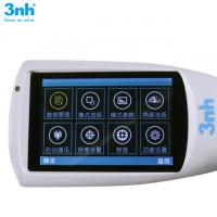 Smart single angle glossmeter 3nh NHG60 1000gu touch screen gloss meter compare to wgg-60 micro processor glossmeter