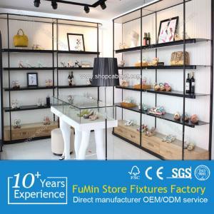Quality Metal Store Shelf / Clothes Shelf Rack for sale