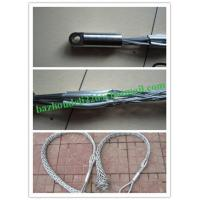 Quality galvanization Cable grip,Fiberglass duct rodder,China cable pulling socks for sale