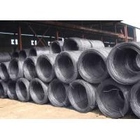 Quality 5.5mm -16mm Dia ASTM A510, SAE 1006, SAE 1008 Wire Rod Of Mild Steel Products for sale