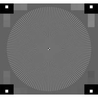 Buy REFLECTANCE 3NH TE248 digital cameras DISTORTION GRID test chart with black and white lines at wholesale prices