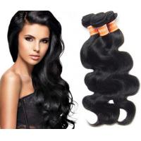 Quality No Chemical Process Peruvian Human Hair Bulk #1b Weave peruvian virgin hair body wave for sale