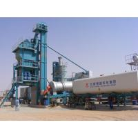 Quality 80T Output Portable Asphalt Plant , Road Paving Asphalt Recycling Equipment for sale