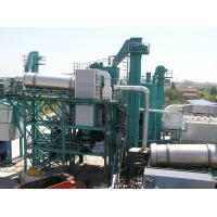 Buy 5 - 40mm Old Material Diameter Asphalt Recycling Plant With 500t / H High Toughness Rubber Belt at wholesale prices