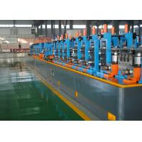 Quality High Frequency Welding Pipe Making Machine , Large Diameter Welded Tube Mill for sale