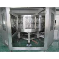 Quality 72 Heads Normal pressure Hot Filling Machine High Capacity Commercial Bottling Equipment for sale