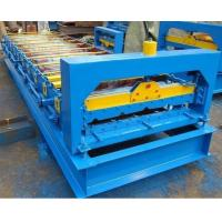 Quality Corrugated Roll Forming Machine Iron Roof Making Machine  Panels Machine for sale