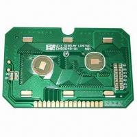 Quality PCB of LCD Display, with Bonding Design and Fine Circuit for sale