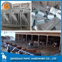 Buy Dairy Cow Or Cattle Crush Head Lock Fence For Feeding 36 in * 8ft at wholesale prices