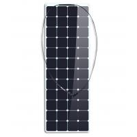 Quality Customized ETFE Sunpower Thin Film Pv Solar Panels Portable 100w 5 Years Warranty for sale