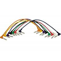 "Quality Colorfull 1/4""  6.35mm Stereo Male - Male Cable for sale"
