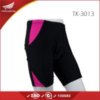 Quality Mens Nylon Bike Shorts with Padded for sale