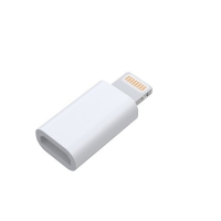 Quality Adapter Micro To Lightning C48 2.4A PVC USB Charger Lead for sale