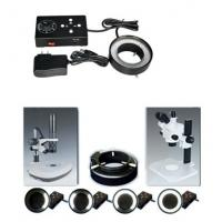 Quality Intensity Adjustment Stereo Zoom Microscope LED Ring Lamp Accessories for sale