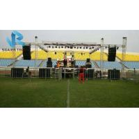 Quality 290mm - 1200mm Smart Aluminum Stage Truss Tent Quickly Installation For Events for sale