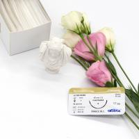 Quality good price disposable medical 75cm Surgical Chromic Catgut Suture for sale