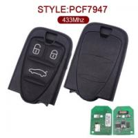 China Alfa Romeo Remote Key 3 Button 433MHz on sale
