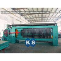 Buy High Efficiency Gabion Machine Hexagonal Fence Making Equipment at wholesale prices