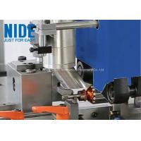 Quality Fully auto armature commutator precision turning machine / collector turner machine for sale