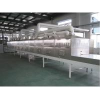 Quality High Temperature Sterilization and Low Temperature Rice Drying Case of Brazilian Customer for sale