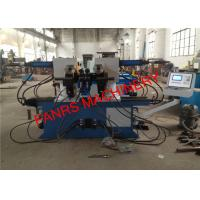 Buy Hydraulic Pipe Bending Machine PLC Control System With Two Heads Molds at wholesale prices