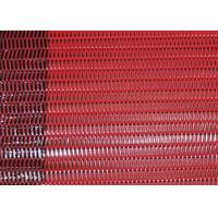 Quality Red Polyester Dryer Screen 3868 Minimum Loop For Paper Making Machine for sale