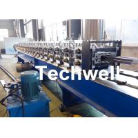 Quality Steel Storage Shelf Sheet Upright Rack Roll Forming Machine for Metal Storage Shelving Profile for sale