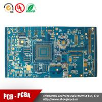 Buy cheap high frequency pcb multilayer pcb with immersion gold professional FR4 pcb from wholesalers