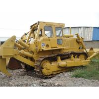 """Quality Heavy Equipment Old Caterpillar Dozers D8K Bulldozer 26"""" Track Pads Oil Cooler for sale"""