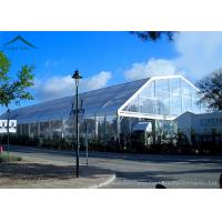Quality Transparent  Tent  Fabric Party  Event Tents For Romantic Wedding  Over 200 People for sale