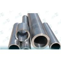 China Gr2 thick-walled seamless titanium pipe on sale