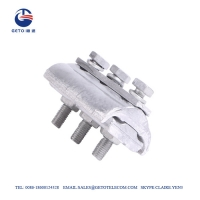 Quality Forged Aluminum APG Parallel Groove Clamp for sale