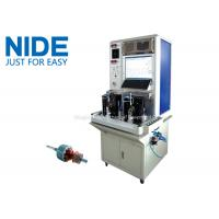 Quality High efficiency Motor Testing Equipment , Armature Tester For Stater Motor for sale