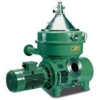Quality 5000L / H Vertical And Nozzle - Type Crude Palm Oil Separator Centrifuge for sale