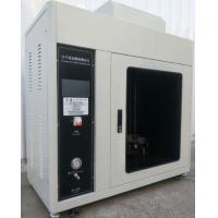 Quality Flammability Testing Equipment UL94 Horizontal/Vertical Flammability Tester for Plastic Materials for sale