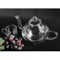Quality Hand Made Heat Resistance double wall insulated cup and Teapot , Healthy for sale